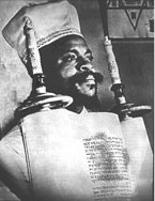 Black Hebrew Israelite Rabbi