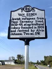 Holocaust, American Jewish History, North Carolina, Rescue, Jews, New School, University in Exile